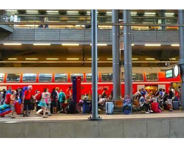 Deutsche Bahn verliert Fahrgäste