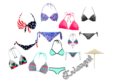 Sunday Inspiration: Bikini Trends 2014