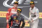 Formel 1: Ricciardo gewinnt spektakulären Ungarn-GP