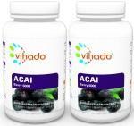 Vihado Acai Berry 6000 Erfahrungen – Optimale Nahrungsergänzung