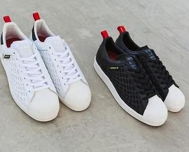 "Adidas Superstar 80s ""Shield Pack"""