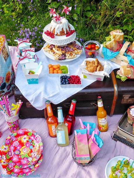 Sommer Blog Event; Lust auf Picknick?