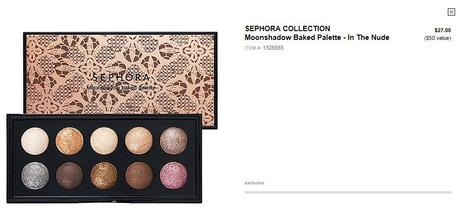 What do we want? Sephora! [Wishlist Sommer]