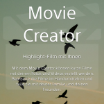 Neue Sony App | Movie Creator
