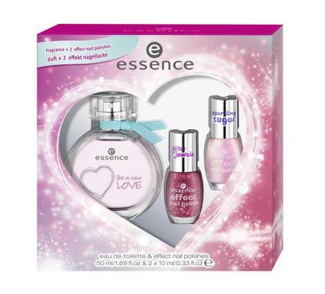 essence fragrance set 06 new love xmas set