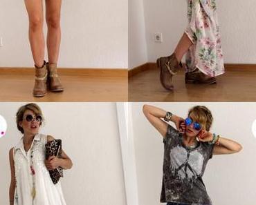 """1 Teil – 4 Looks: die """"Traum""""-Booties"""