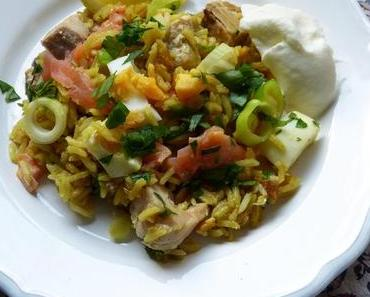 Kedgeree – in der Luxusvariante