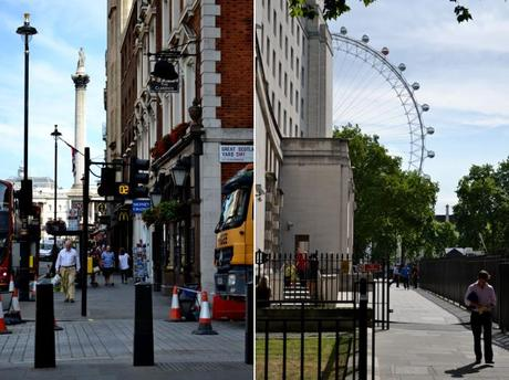 Traveling: London 2014; Part 1