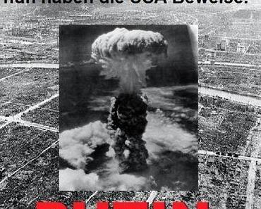 Neue Beweise zum 69. Jahrestag der Atombomben-Massaker auf Japan?