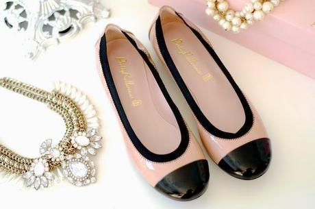 Pretty Ballerinas - Chanel Look a Like