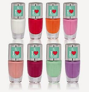 "Rossmann-News! ♥  ""I ❤ GEL-LIKE"" (RDLY)"