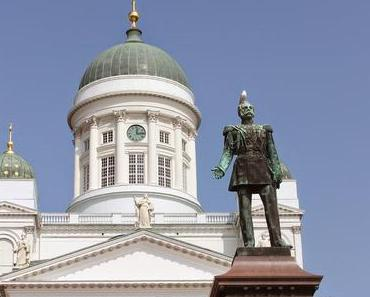 [Mit dem Buch um die Welt] Helsinki
