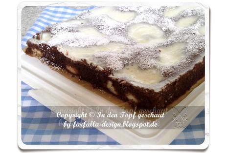 In Den Topf Geschaut Schoko Pudding Klecks Kuchen A La Slava