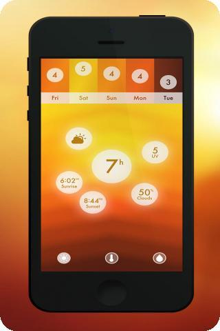 Haze iPhone Apps