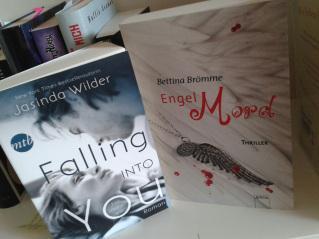 [Dieses und Jenes] Neue Bücher, die jetzt in der Leseliste für Oktober stehen!