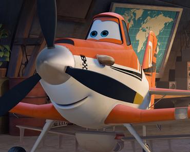 """""""Planes 2 – Immer im Einsatz"""" von Roberts Gannaway"""