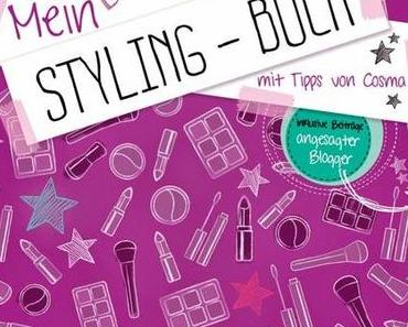 'Mein Styling-Buch mit Tipps von Cosma' in Kooperation mit essence
