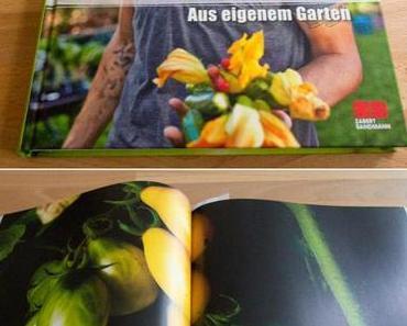 Vegetarisch mit Leidenschaft mit Auberiginen-Polenta-Strudel und Tomaten-Mango-Salat