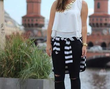 OUTFIT: DISTRESSED.