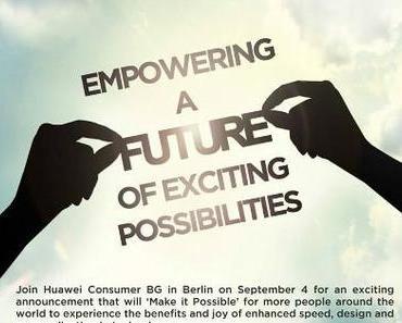 Die Einladungen zur IFA 2014