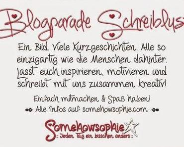Blogparade Schreiblust