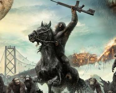 """Filmkritik: """"Planet der Affen: Revolution"""" (seit 7. August 2014 im Kino)"""