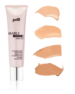 nearly nude make-up