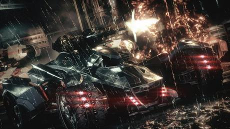 Batman Arkham Knight: Detailierte Gamescom-Screenshots