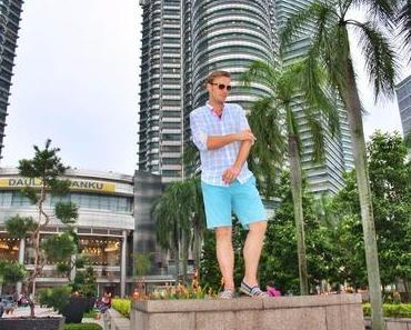 Outfit // Petronas Twin Towers Kuala Lumpur
