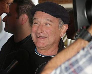 Robin Williams: Ehefrau bestätigt, dass er Parkinson im Anfangsstadium hatte