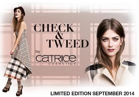 [Preview] Catrice LE Check & Tweed