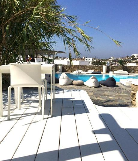 Mykonos: Ostraco Suites