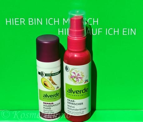 Dm Lieblinge Box August 2014 Unboxing Review Alverde Wird 25