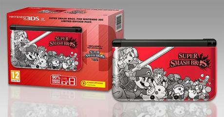 Limitiertes Super Smash Bros-3DS Bundle angekündigt