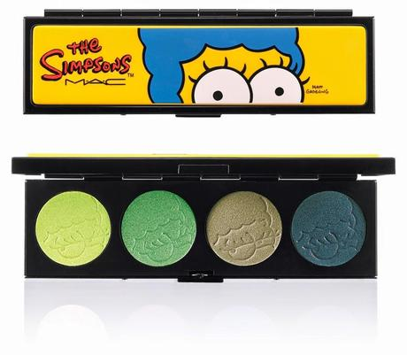 Mac Cosmetics - The Simpsons