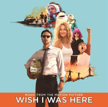 Cover WISH I WAS HERE Soundtrack