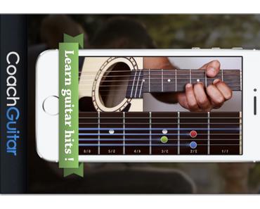 [App] Coach Guitar: Gitarre lernen für Anfänger