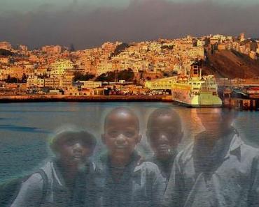 Marokkanischer Mob macht Afrikanern das Leben schwer