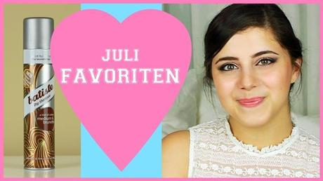 Juli FAVORITEN | Fashion, Hautpflege, Make-Up...