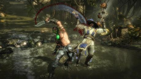 Mortal Kombat X: Actionreiche Screenshots aus Köln