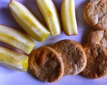 Shortbread Cookies aus Dinkelmehl
