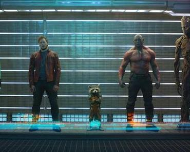 """Guardians of the Galaxy"" von James Gunn"