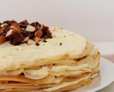 [Ni] Eine Pfannkuchentorte für meine Gäste {Rezept}
