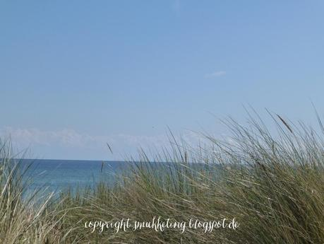 Beautiful Denmark - Marielyst Strand and the Danish sky