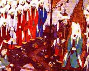 Mohammed ist das Vorbild des Islam und seiner Jünger