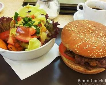 Vegetarische Burger bei Kaffé dAdA & leckere Eiscreme bei Stenz in Regensburg
