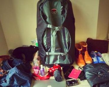 Die Modern Hippie Reise Packliste