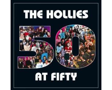 Ein halbes Jahrhundert The Hollies
