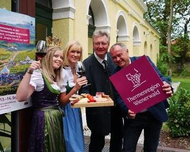 Genussmeile 2014 in der Thermenregion