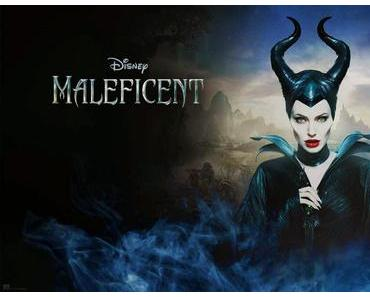 Review: MALEFICENT – DIE DUNKLE FEE – Dornröschen mal anders
